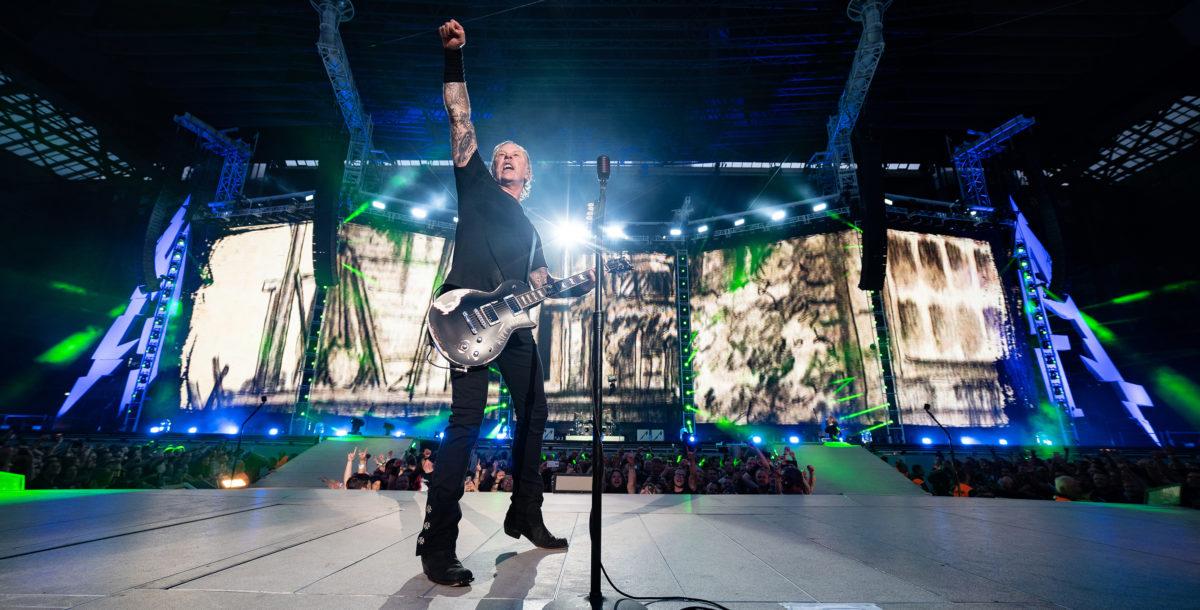 En Abril De 2020 Llega Metallica A La Argentina Telégrafo