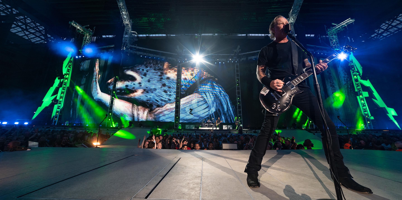 Metallica 3 Telégrafo